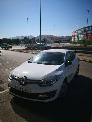 Renault Megane 2015