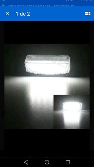 18LED matrícula lámpara para Mitsubishi outlander