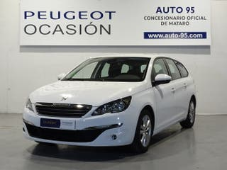 Peugeot 308 SW HDI ACTIVE (FAMILIAR) del 2014