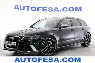 Audi RS6 Avant 4.0 TFSI 666cv quattro Auto ABT 5p