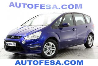 Ford S-Max 1.6 TDCi 115cv Limited Edition 5p 7Plz S/S
