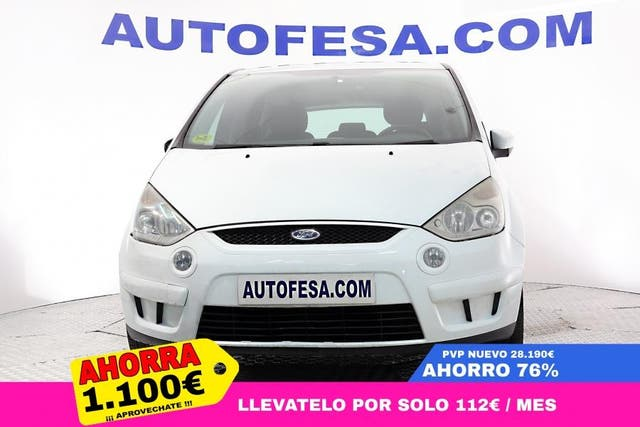 Ford S-Max 1.8 TDCi 125cv Trend 7 Plazas 5p