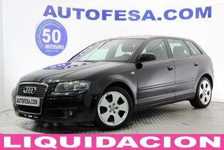 Audi A3 Sportback 2.0 TDI 140cv Attraction 5p