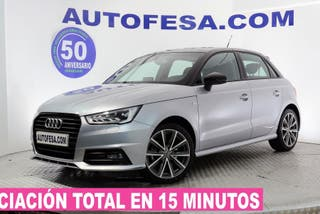 Audi A1 1.6 TDI ADRENALIN SLINE AUTO 116CV 5P