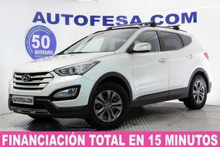 Hyundai Santa Fe 2.0 CRDi 150cv Stadt Sky Nav 4x2 5p 7plazas