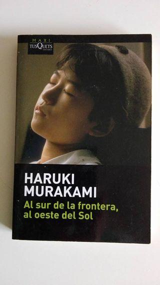 Al sur de la frontera, al oeste del sol. Murakami
