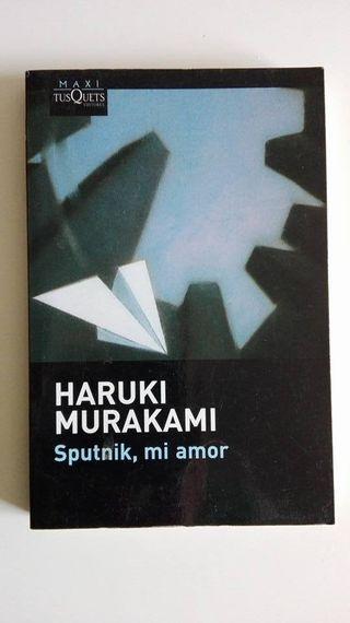 Sputnik, mi amor. Haruki Murakami