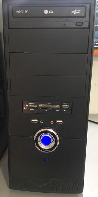 Ordenador-Torre Dualcore 2,7gh