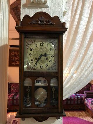 Reloj pared antigua