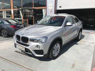 BMW X4 2.0d XDRIVE 190cv AUTOMÁTICO 2016