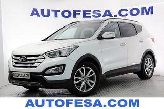 Hyundai Santa Fe 2.2 CRDi 197cv Tecno 4x4 5p 7plazas