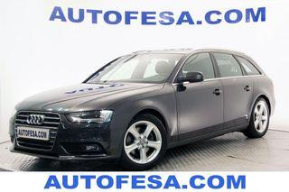 Audi A4 Avant 2.0 TDI 177cv quattro S/S 5p