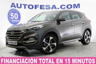 Hyundai Tucson 2.0 CRDI Tecno Safe 4x2 136cv 5p