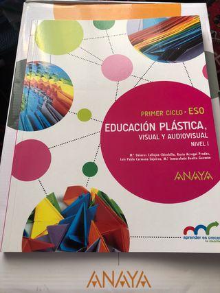Anaya-Educacion Plastica 1 ESO