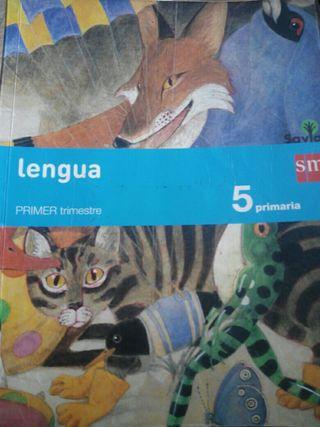 libros de lengua 5°de primaria