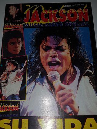 Michael Jackson revista Music Stars Special