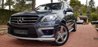 Mercedes-Benz ML 63 AMG Performance V12 525CV