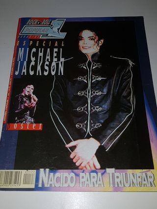 Michael Jackson revista 1997