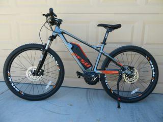 Bicicleta Eléctrica MTB PESU 350W