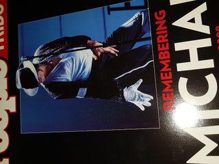 Michael Jackson Libro revista People