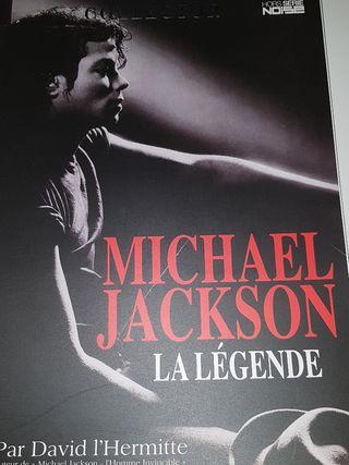 Michael Jackson revista Hors Serie Noise