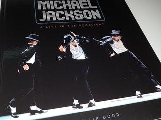 Michael Jackson Libro revista