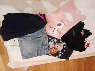 Conjunto de ropa de niña