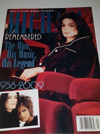 Michael Jackson revista Today