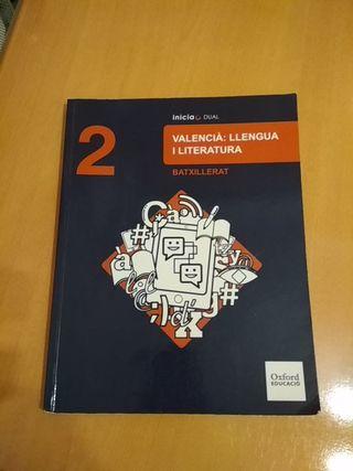 libro de Valencià: