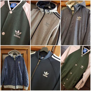 Chauqueta Adidas Original