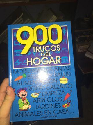 900 trucos del hogar