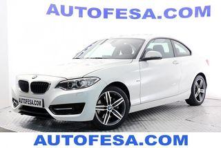 BMW 220 D F22 Coupe Auto 190cv 2p