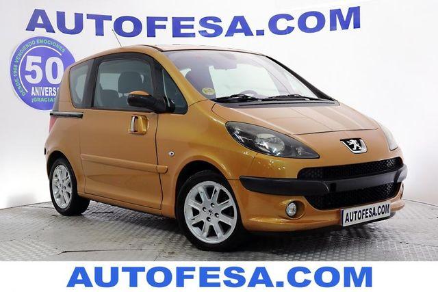 Peugeot 1007 1.4 HDi 70cv Sport 3p