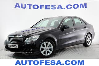 Mercedes-Benz C 180 C 180 CDI BE 120cv 4p
