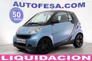 Smart ForTwo Coupe 0.6 MHD Secuencial 61cv 3p