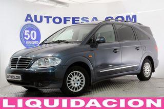SsangYong Rodius 270 Xdi 165cv Limited Auto 7Plazas 5p