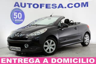 Peugeot 207 CC 1.6i 16v 120cv 2p