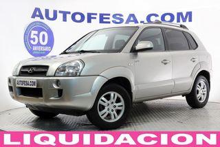 Hyundai Tucson 2.0 CRDi VGT 140cv Style 4x4 5p
