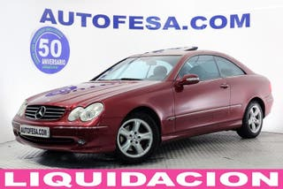 Mercedes-Benz CLK 270 Coupe 2.7 170cv Avantgarde 2p