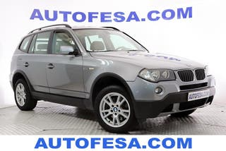 BMW X3 E83 xDrive20d 177cv 5p