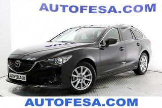 Mazda 6 SW 2.2 Skyactiv-D 150 Luxury 5p S/S