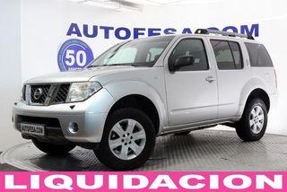 Nissan Pathfinder 2.5 dCi 174cv XE Auto 7Plz 5p