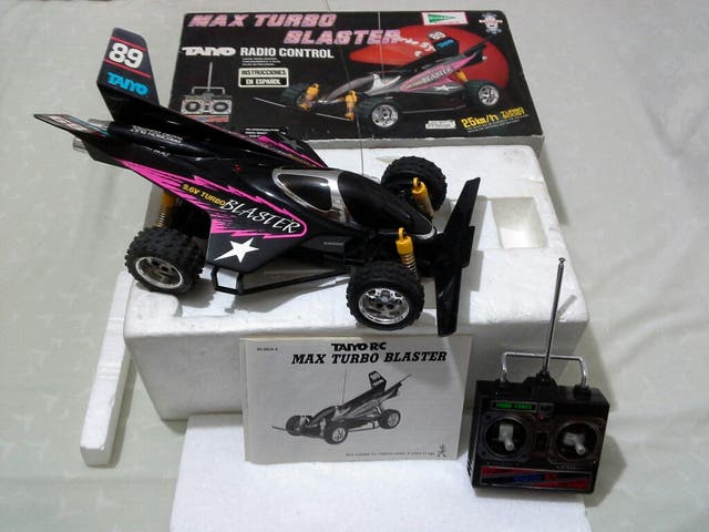 Teledirigido Taiyo - Max Turbo Blaster