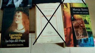 Novelas femeninas
