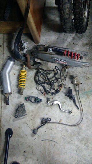 desguace gas gas ec rookie 50cc