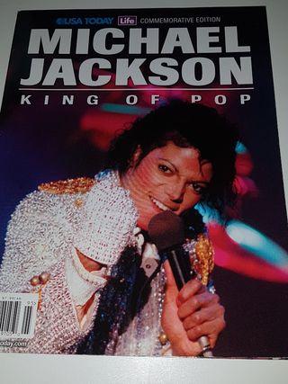 Michael Jackson revista USA Today Life