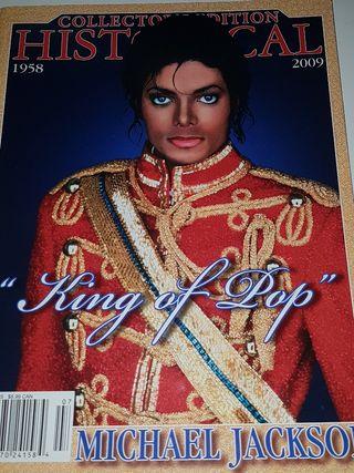 Michael Jackson revista Collectors edition