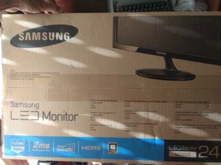 Monitor Samsung Led 24""