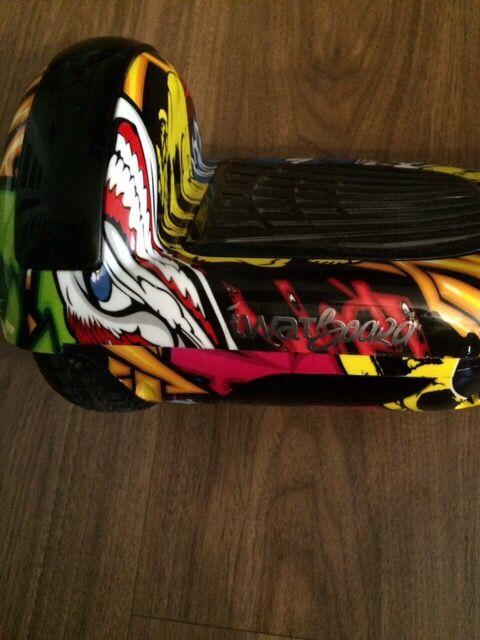 Patín eléctrico. Skate iWatboard