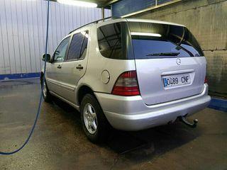 Mercedes-Benz Clase M 2002